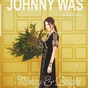 Johnny was JOANNA VELVET WRAP DRESS